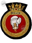 BOXER - Blazer Badge~OFFICIALLY LICENCED PRODUCT